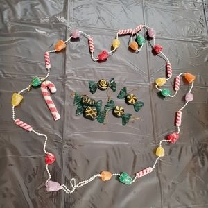 Candy Ornament Bundle